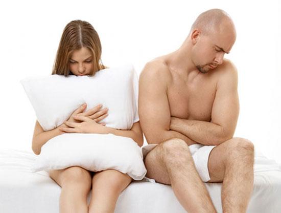 Почему в браке проходит сексуальное желание