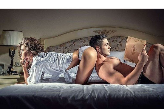 Книга интереснее секса
