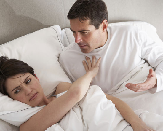 жена не хочет секса
