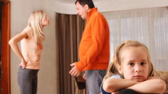 конфликты в семье и дети