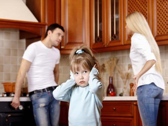 фото развод и дети