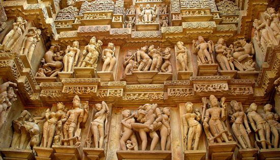 фото храмы Каджурахо
