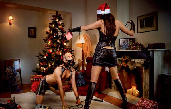 Сексуальный Новый год фото
