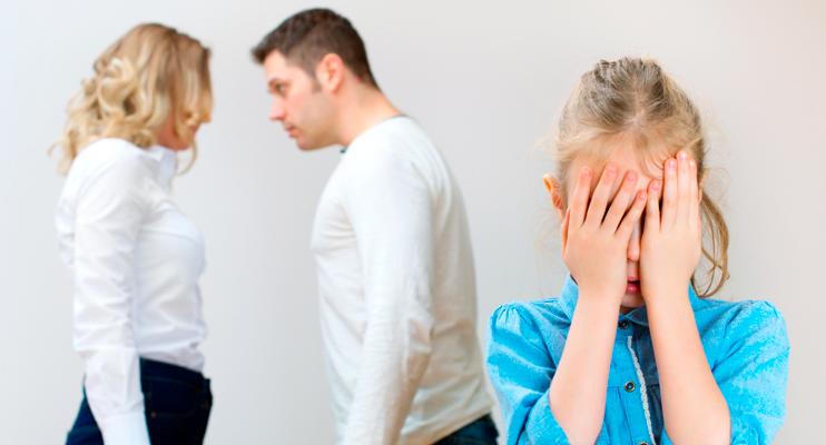 фото влияние супружеских проблем на детей