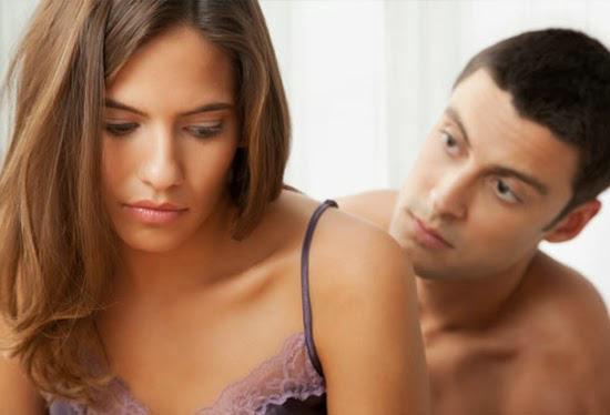 Почему женщина не испытывает оргазм